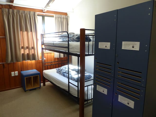 4 Bed Mixed Dorm - YHA Te Anau