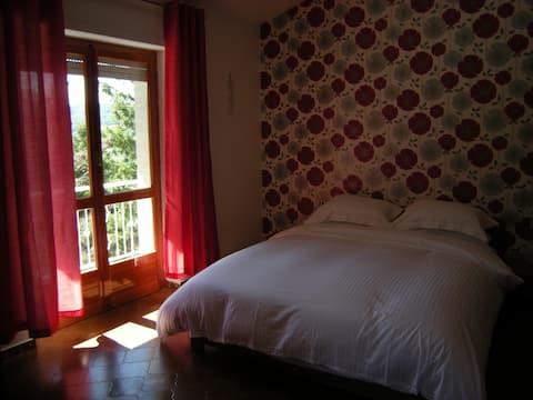 1 Bedroom apartment in Albareto