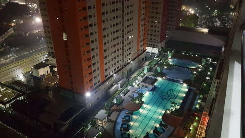 Apartment in Green Pramuka City, Central Jakarta