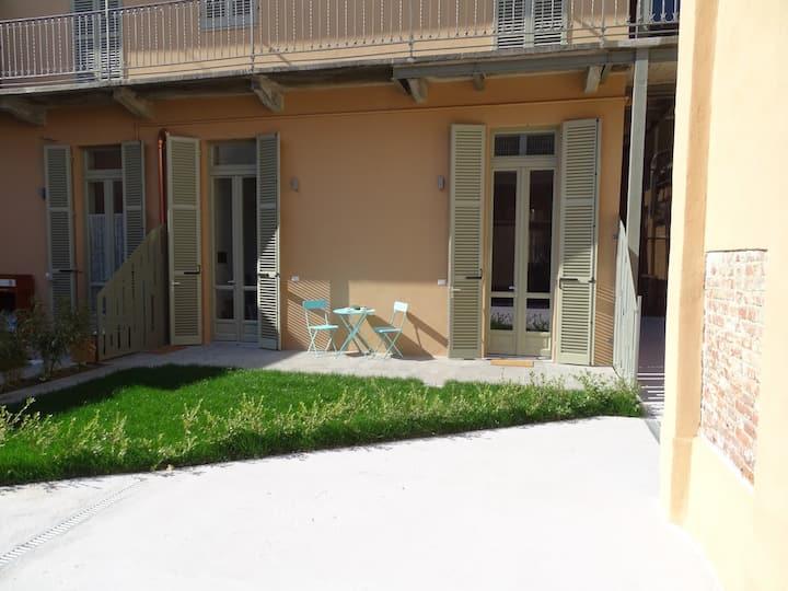 Giardinetto 1 - appartamento-loft con wifi