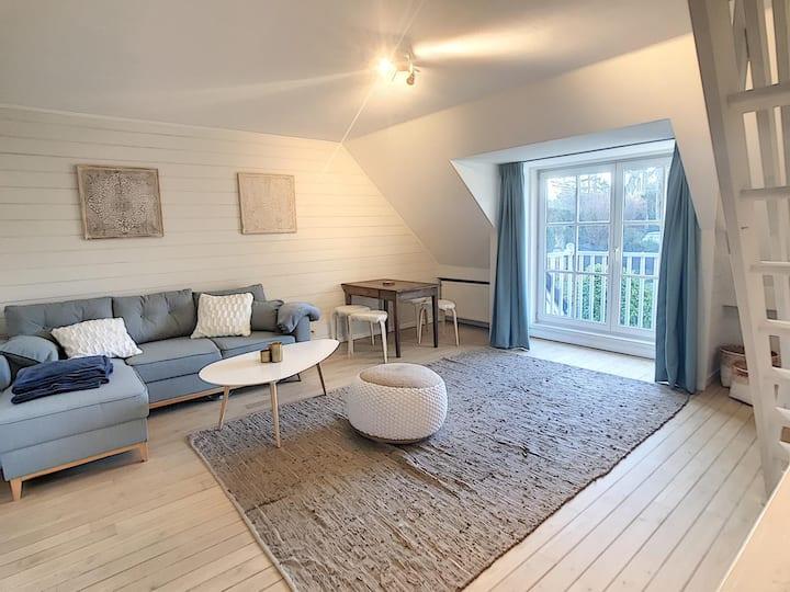 Cottage en bordure bruxelloise