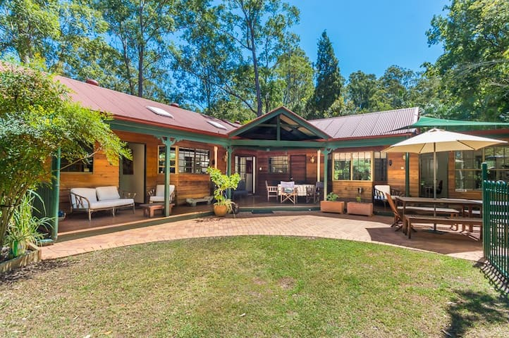 A private space in a bush retreat - Indooroopilly - Ev