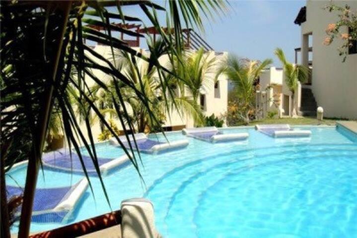 Playas De las palmas- Costa Rica - Coco