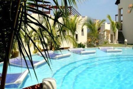 Playas De las palmas- Costa Rica - Coco - Wohnung