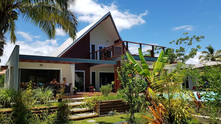 Villa Zen & Cosy Poé