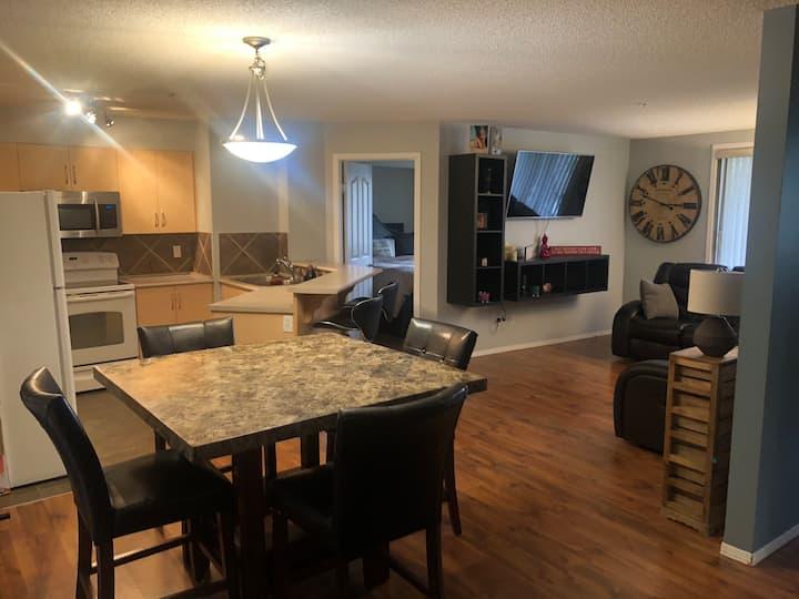 Clean and comfortable Entire Condominium