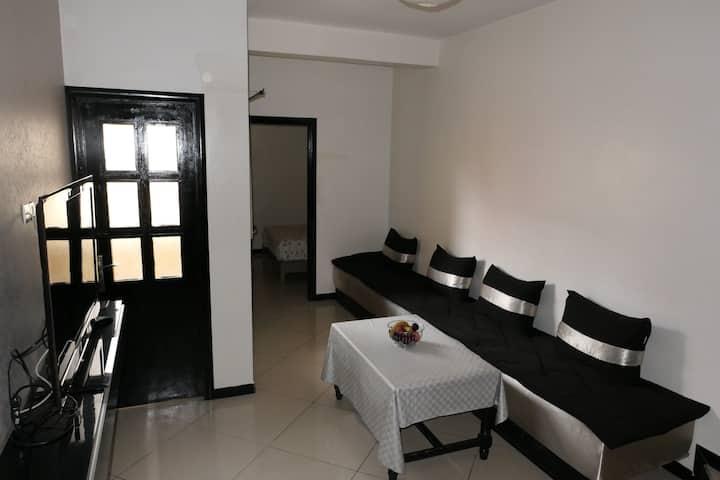 Appartement-Salle de bain Privée-Balcon-70m2