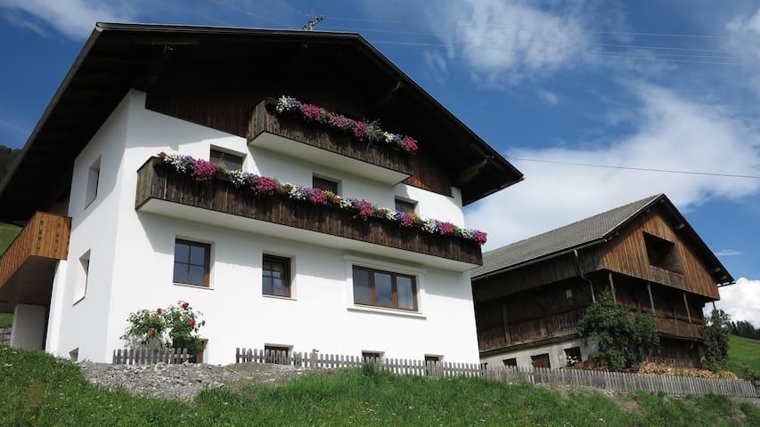 Ferienwohnung am Rieserhof 90m2 - Panzendorf - House