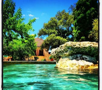 House- private pool, moutain view - Bocairent - Hus