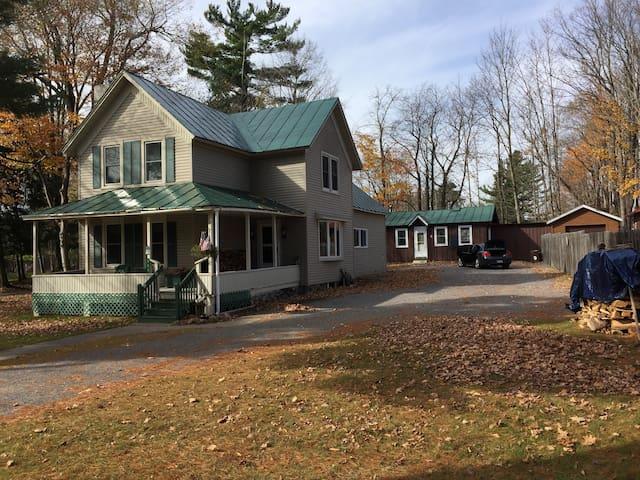 Old Forge Adirondacks Cottage
