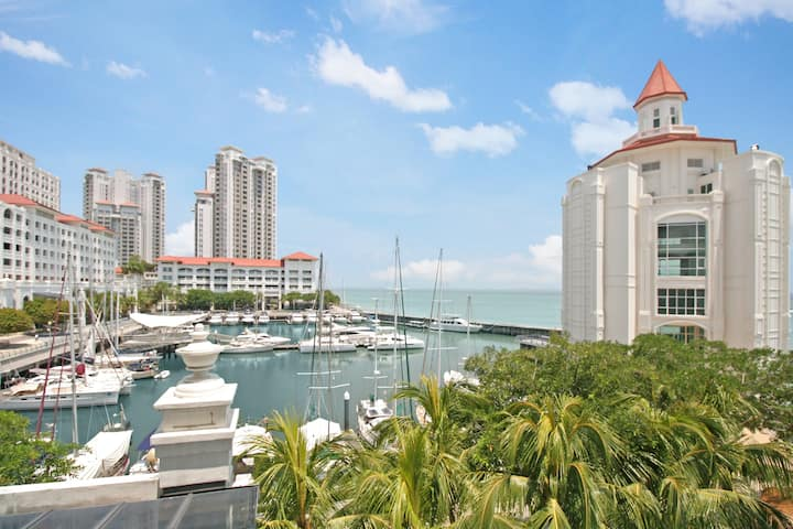 Home-Suites - Serenity Suite, Straits Quay Penang