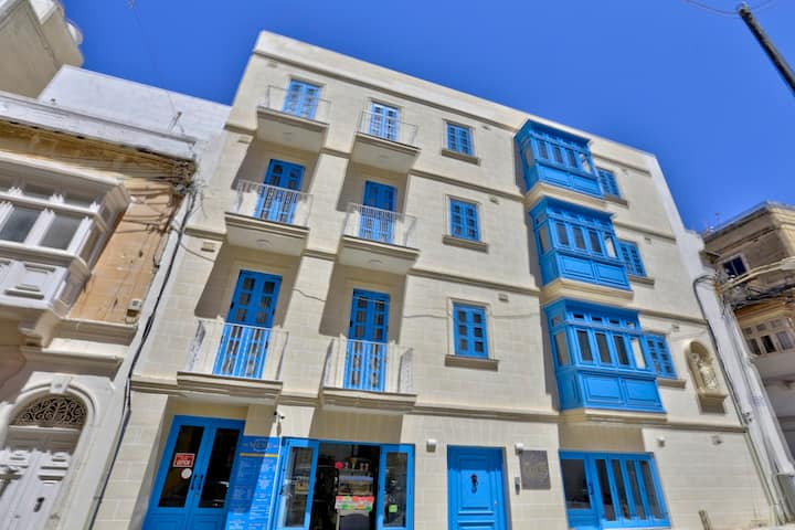 The Exiles Hotel , Sliema- Double Room