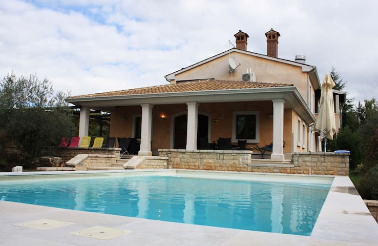 Villa Vinja - Bertoši - Rumah