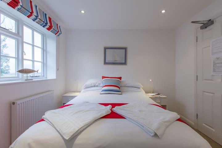 Double En-Suite R10 at Itchenor SC - West Sussex
