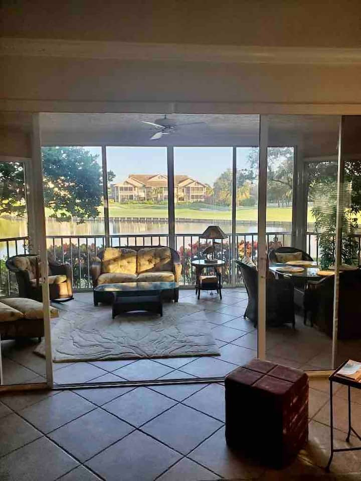 Beautiful Bonita Springs Ground Floor With Views!