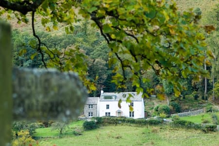 Rowling End, home from home, in The Lake District