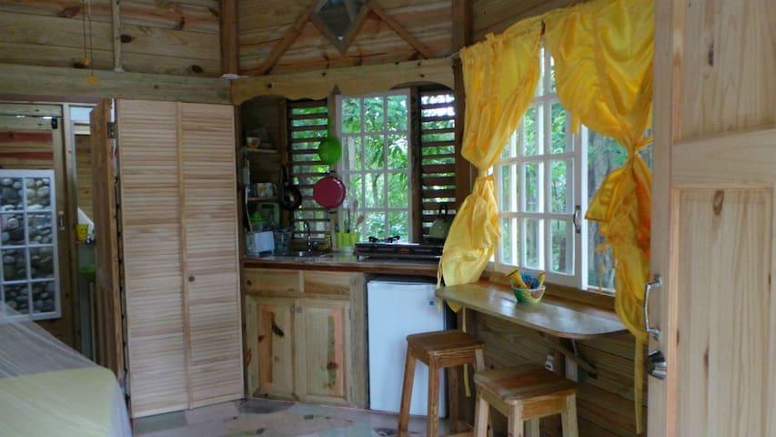 Real Jamaica - Umbrella Hut