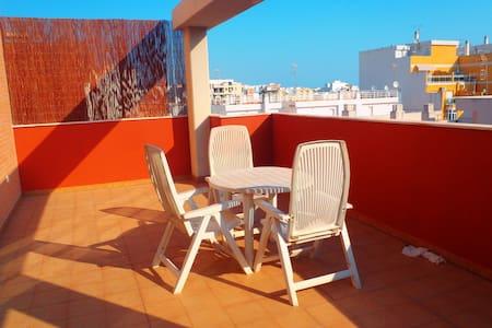 Appartement près de la plage - 奧利瓦 - 公寓