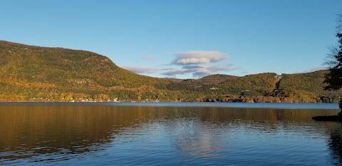 Lake Dunmore Camp Rental