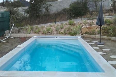 Villa 3P avec piscine - Rocbaron - Haus