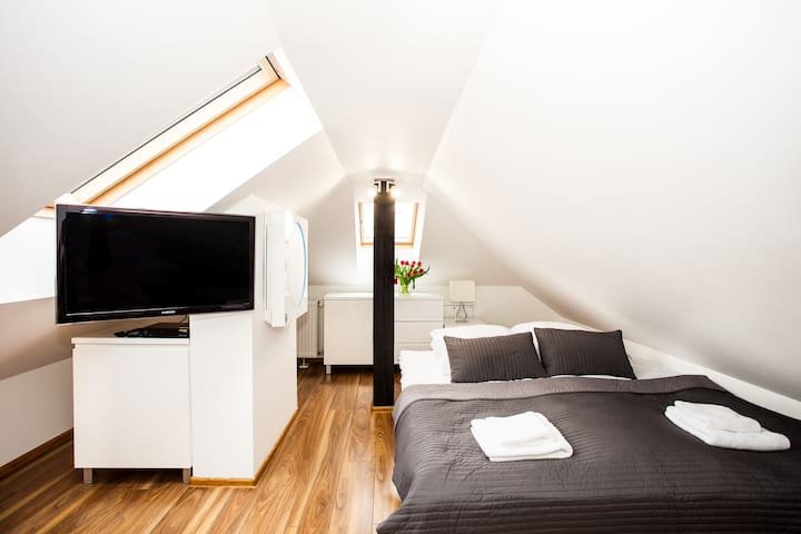 Attic Przytulny Apartament - Wieliczka - Apartment
