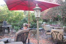 Late Summer/ Early Fall Patio