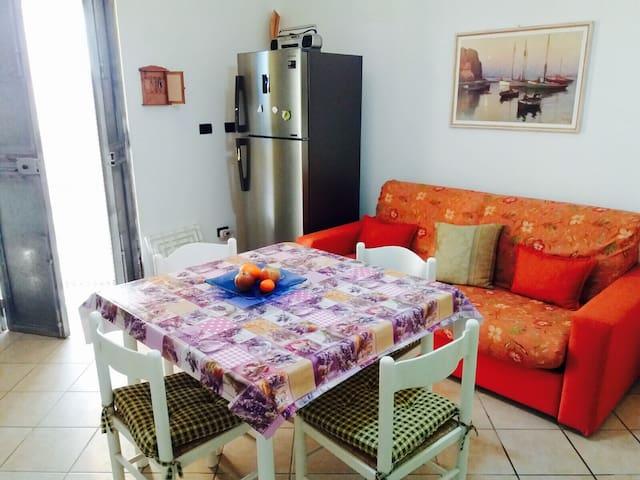 casa vacanze a torre lapillo - Torre Lapillo - Apartamento