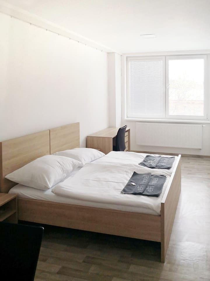 Soukromý pokoj ve sdíleném bytě
