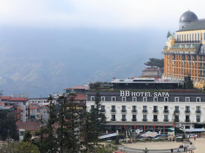 BB Sapa hotel/Family Suite