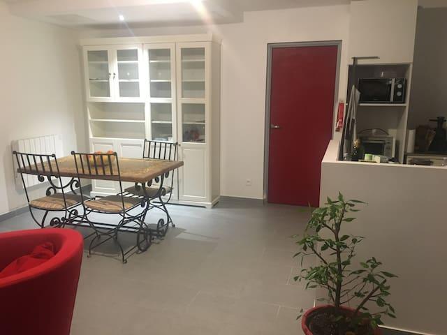 Joli logement reposant à Toulouse