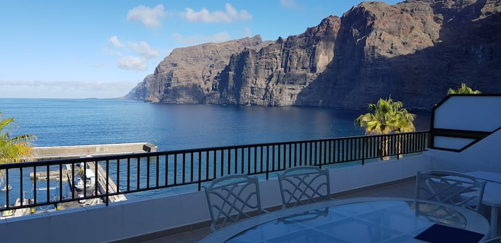Los Gigantes Luxury apartment - Amazing sea views