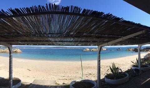 CASA BONICA a l'illa de La TOJA