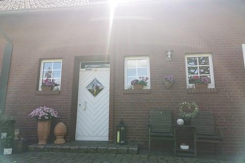 Haus Barbara - westfälisches Bauernhaus in Borken