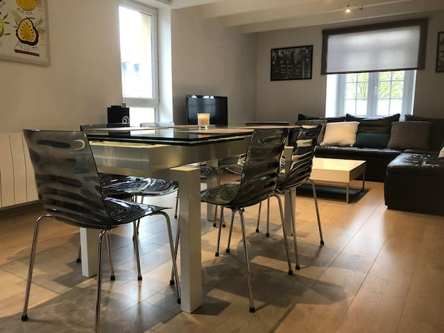 Appartement en plein centre de Landerneau