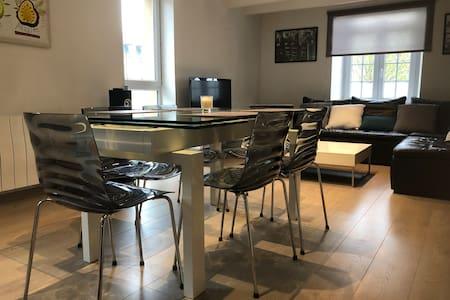 Appartement duplex  en plein centre de Landerneau