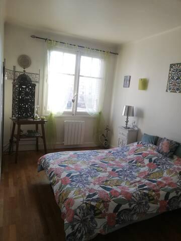 jolie chambre proche Lyon et la Part Dieu