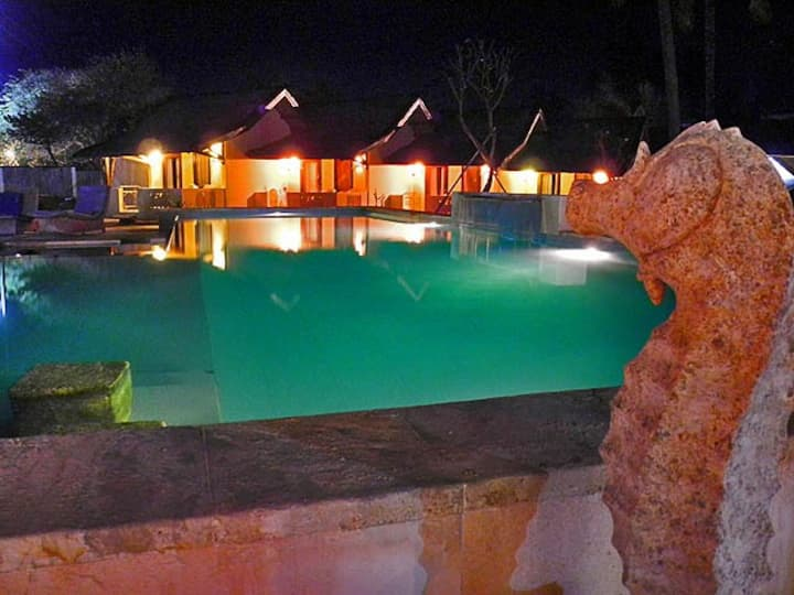 Juliantos by the Sea, Gili Air (Bungalow #4)