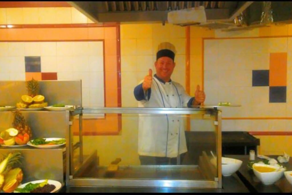 Cheff de cocina