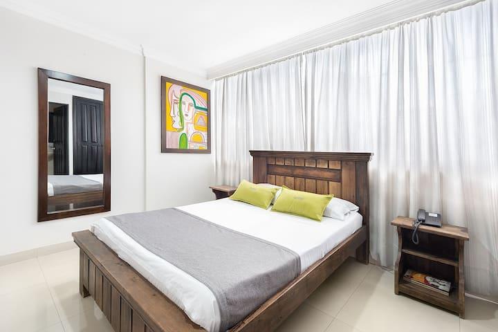Ayenda 1120 Comercial, Double Room