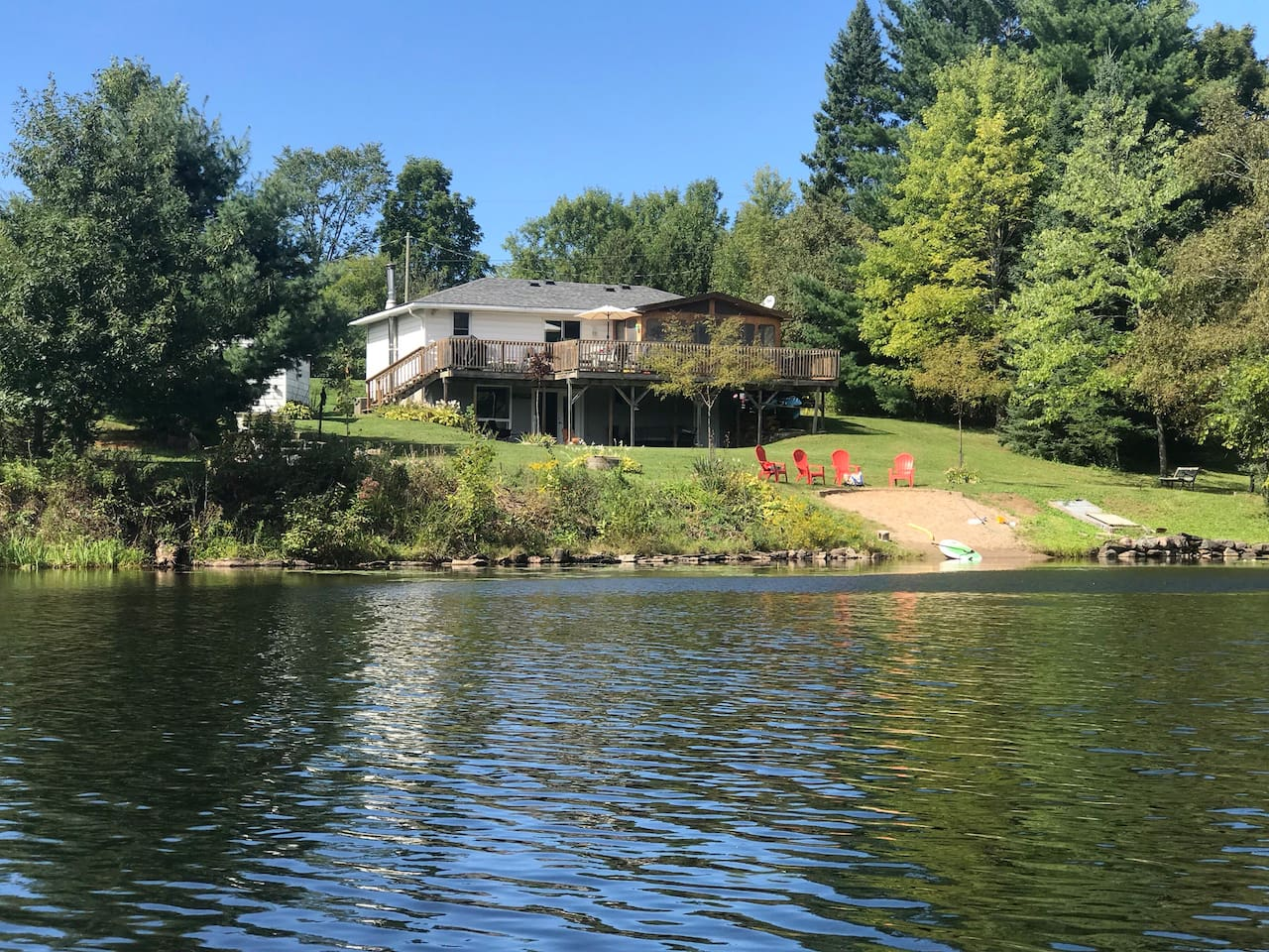 Our Little House on Crowe River