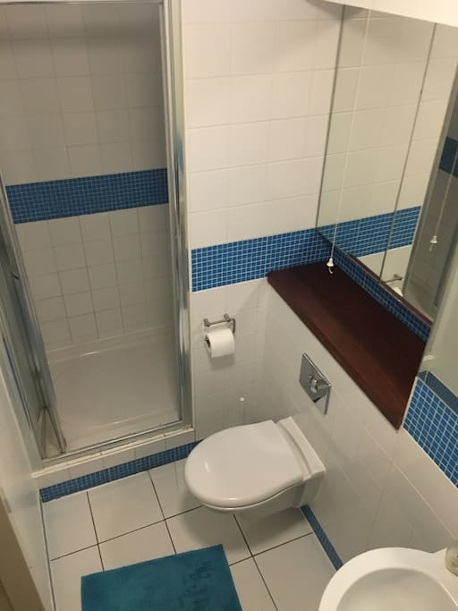 Your private (!!) bathroom