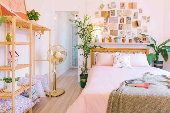 Master bedroom is so wonderful
