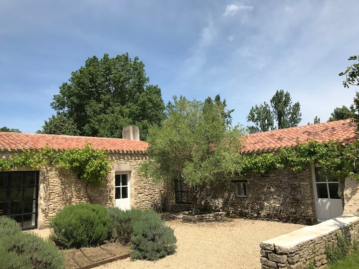 Cottage between Pornic and Noirmoutier