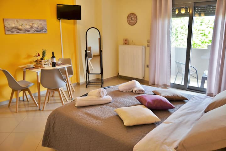 Cozy apartment in Rhodes near Old Town