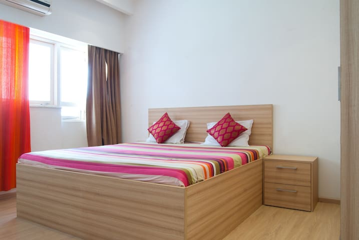 A place that makes you feel at home - Mumbai - Appartement