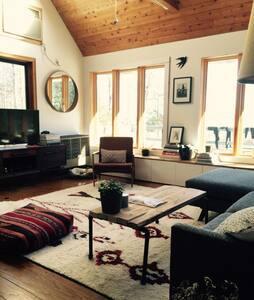 Cottage in the woods - Kerhonkson - Σπίτι