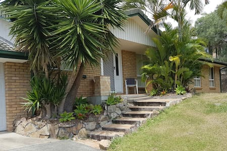 Rafters Family Holiday Home - Oxenford