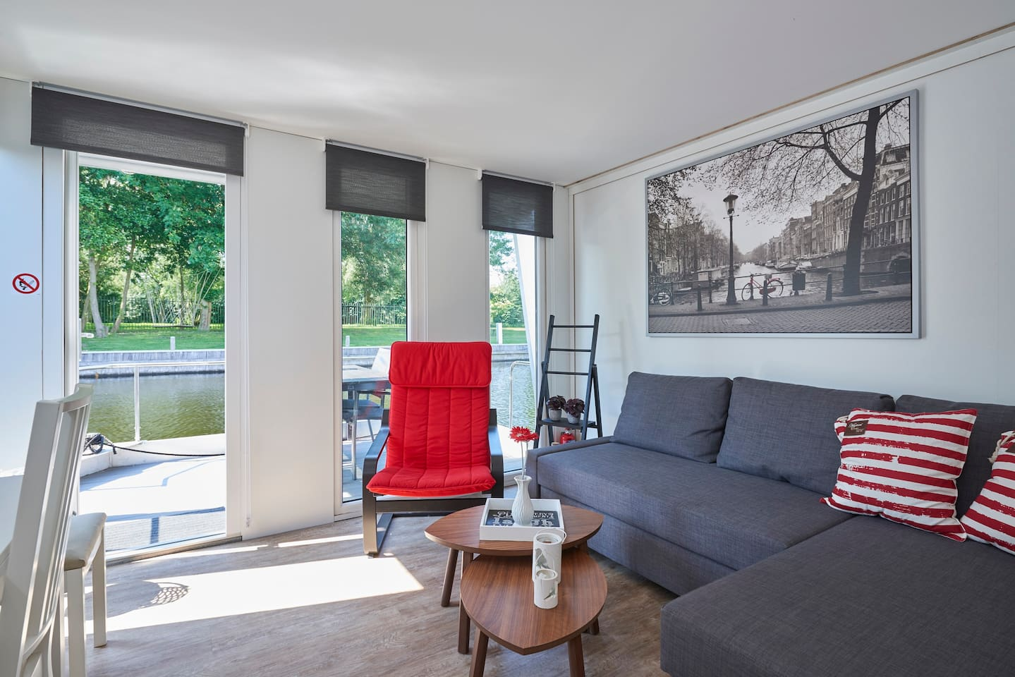 Havenlodge - Livingroom