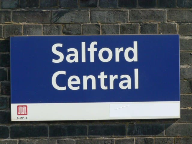 Rm5 at SalfordCentral, 500mDeansgate Egerton Arms - Salford - Gästehaus