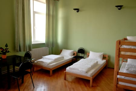 Panoramic hostel - Dorm 4 persons